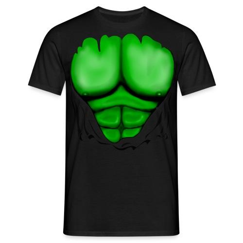 T-shirt Hulk Homme - T-shirt Homme