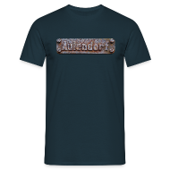 T-Shirts ~ Männer T-Shirt ~ Aulendorf - Heavy Metal