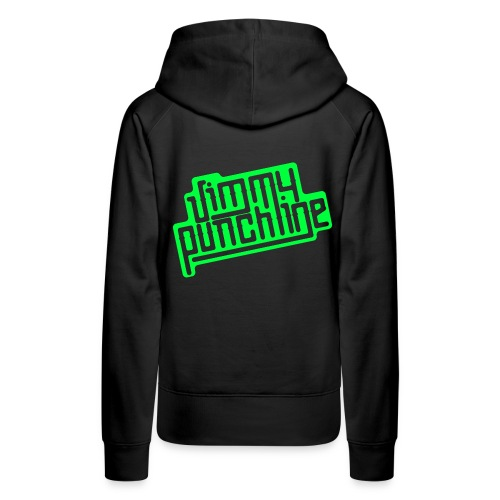 Sweat à capuche - Motif vert pour femme - Sweat-shirt à capuche Premium pour femmes