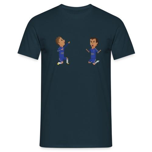Men T-Shirt - Celebrations in Amsterdam - Men's T-Shirt