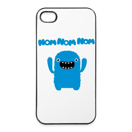 Nom Nom Nom iphone 4/4s Hard Case - iPhone 4/4s Hard Case