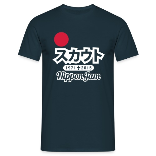Nippon Jam - Mannen T-shirt