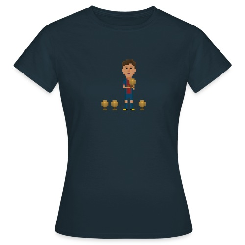 Women T-Shirt - Four golden balls - Women's T-Shirt
