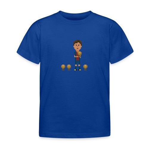 Kids T-Shirt - Four golden balls - Kids' T-Shirt