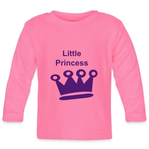 Little Princess - Baby Langarmshirt