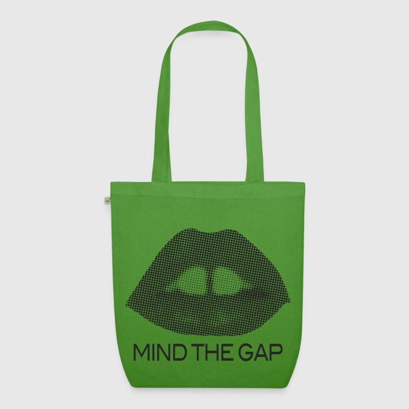 Mind The Gap Tote - Bio-Stoffbeutel
