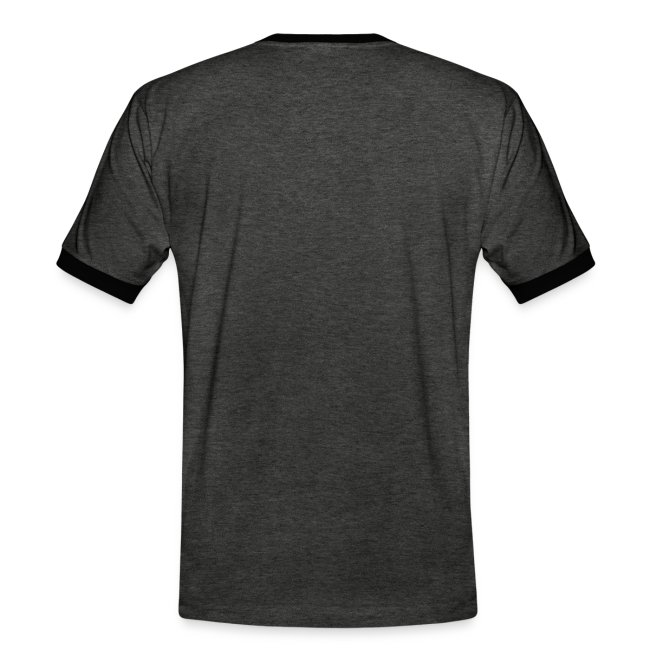Mens Kontrast-Shirt 'MILK is Murder' BL