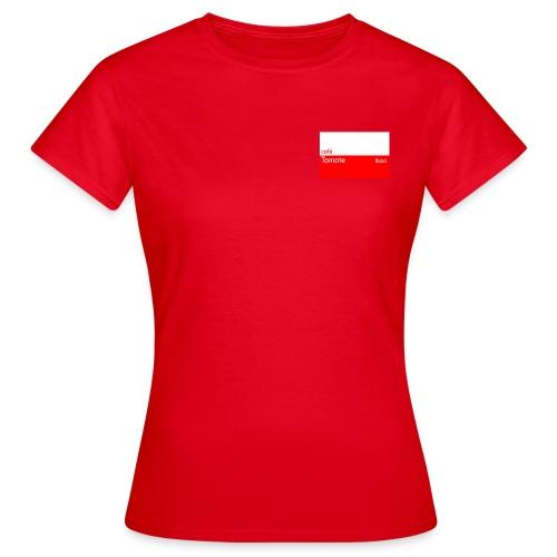 Tee-Shirt Femme - Women's T-Shirt