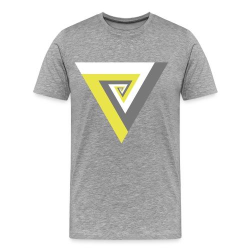 Spiral - Männer Premium T-Shirt