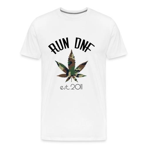 camo weed - Männer Premium T-Shirt
