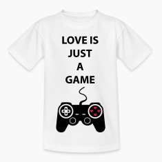 Love is just a game 2c Shirts
