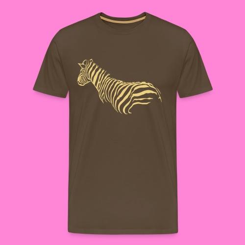 ZBRA man - Mannen Premium T-shirt