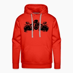 ride a motorcycle Hoodies & Sweatshirts