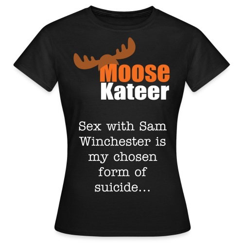Sex With Sam Winchester T-shirt - Women's T-Shirt