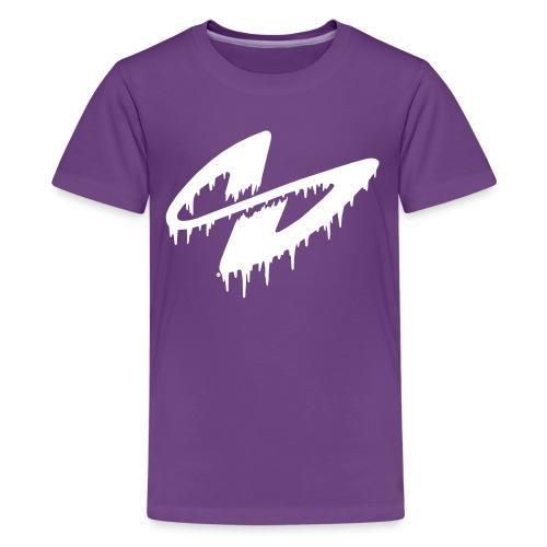 S (white) - Teenager Premium T-Shirt
