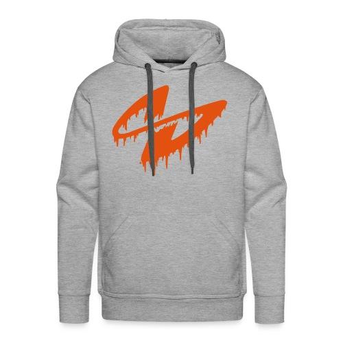 S (orange) - Männer Premium Hoodie