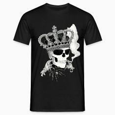 Skull with glasses T-Shirts