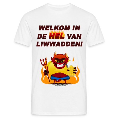 Heren shirt - Mannen T-shirt