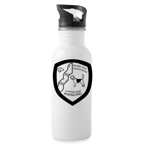 Flasche-Wappen - Trinkflasche