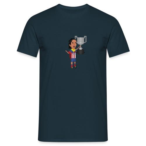 Men T-Shirt - El campeon de Madrid - Men's T-Shirt