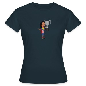 Women T-Shirt - El campeon de Madrid - Women's T-Shirt