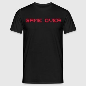Game Over Camisetas - Camiseta hombre