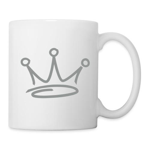 UNDERgROUND PROD  MUG CROWN SILVER - Mug blanc