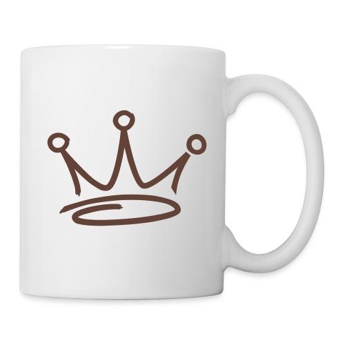UNDERgROUND PROD  MUG CROWN CHOCO - Mug blanc
