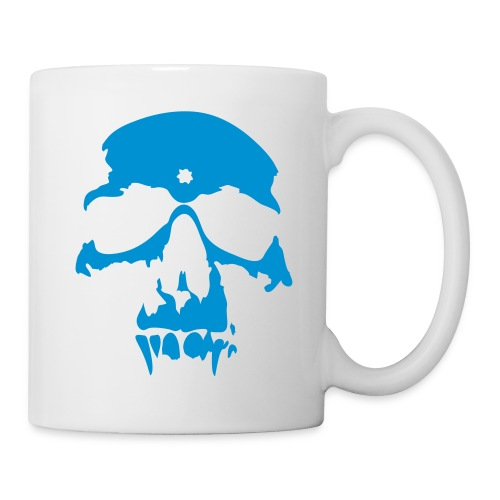 UNDERgROUND PROD  MUG SKULLLAGON - Mug blanc