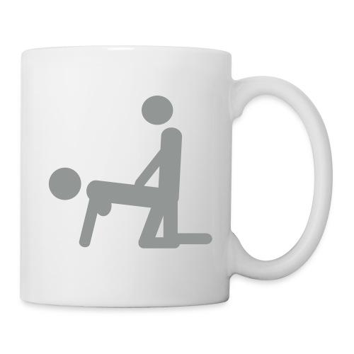 UNDERgROUND PROD  MUG UNDERGROUND SPORTSILVER - Mug blanc