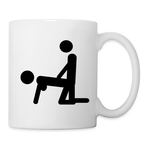 UNDERgROUND PROD  MUG UNDERGROUND SPORTBLACK - Mug blanc