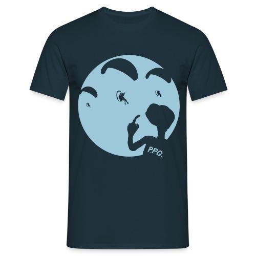 ET moon - Männer T-Shirt