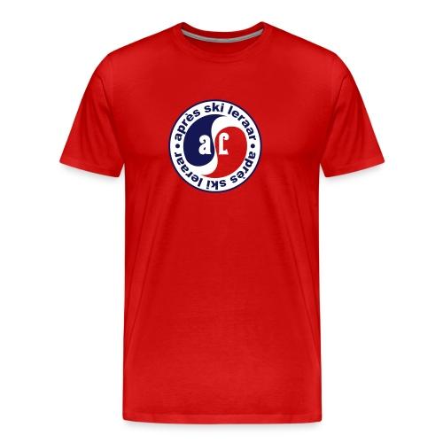 Apres Ski Leraar - Mannen Premium T-shirt