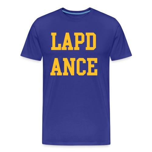LAPD ANCE - Mannen Premium T-shirt
