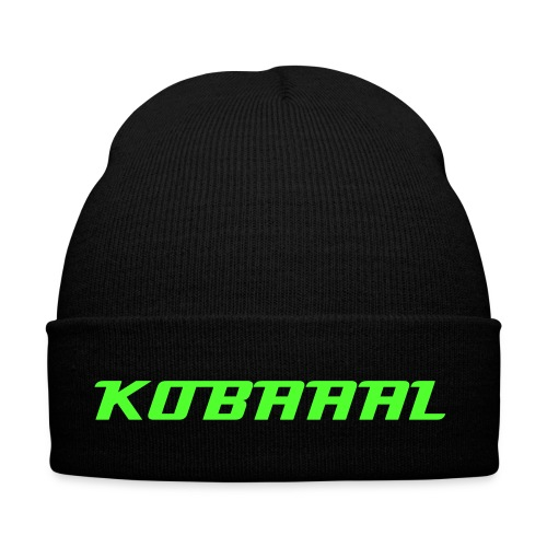 KobaaaL Name Beanie - Winter Hat