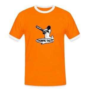 Thorpe That! (Trim 2) - Men's Ringer Shirt