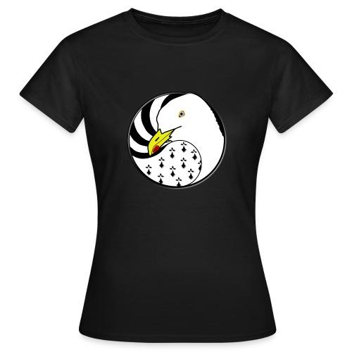 Goéland Breton - T-shirt Femme
