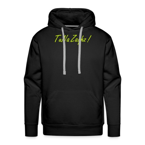 TuNa Zaqhz Official Sweat-Shirt. - Sweat-shirt à capuche Premium pour hommes