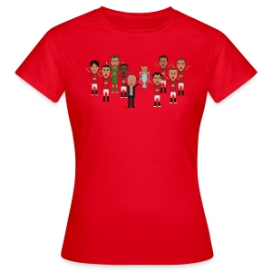 Women T-Shirt - Champions of England 2013 - Women's T-Shirt