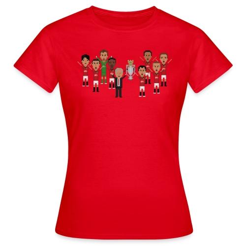 Women T-Shirt - Champions of England 2013 - Women's T-Shirt