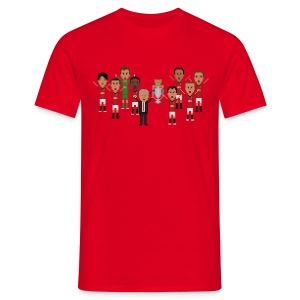 Men T-Shirt - Champions of England 2013 - Men's T-Shirt