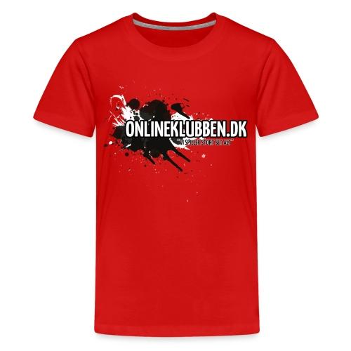 Klub LOGO - Teenager premium T-shirt