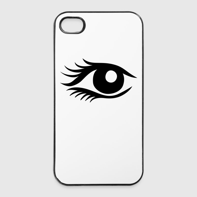 Auge Sonstige - iPhone 4/4s Hard Case