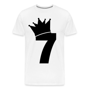 Mens Classic White Tee - Men's Premium T-Shirt
