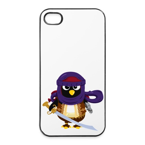 Coque Iphone 4/4S - Pingouin of Persia - Coque rigide iPhone 4/4s