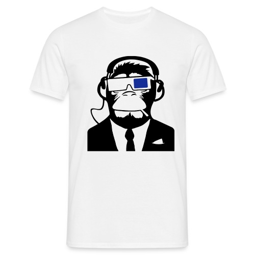 MONKEY - Maglietta da uomo