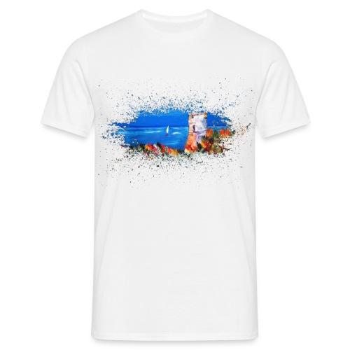 Paysage Corse - T-shirt Homme
