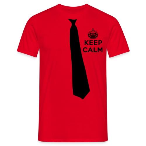TIE CALM - Maglietta da uomo