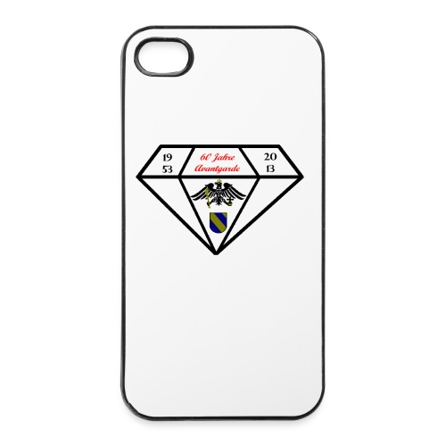 iPhone 4 60-Jahre - iPhone 4/4s Hard Case
