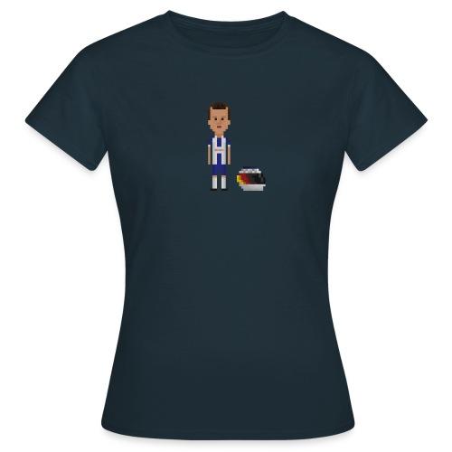 Women T-Shirt - F1 footballer - Women's T-Shirt